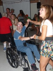 adventurer wheel dance
